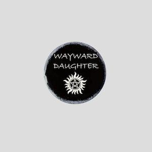 Wayward Daughter Mini Button