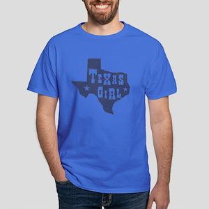 Texas Girl Dark T-Shirt