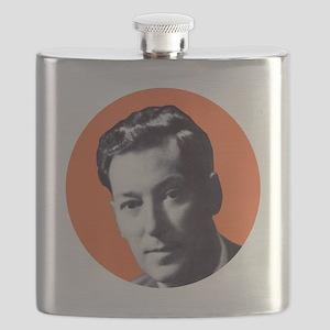 Neville Goddard Orange Flask
