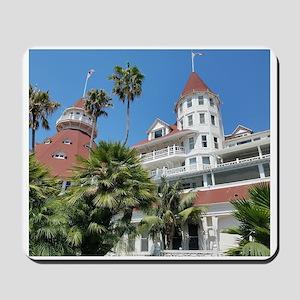 Hotel Del Coronado Mousepad