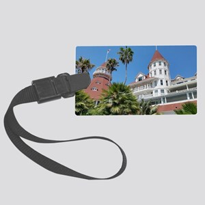 Hotel Del Coronado Large Luggage Tag