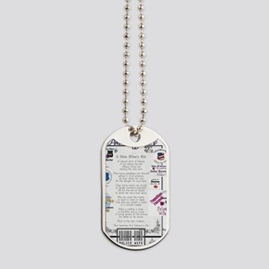 Police Officer Wife Dog Tags