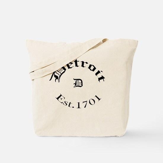 Cute Detroit redwings Tote Bag
