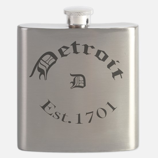 Cute Redwings Flask