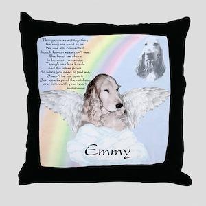 Emmy Throw Pillow