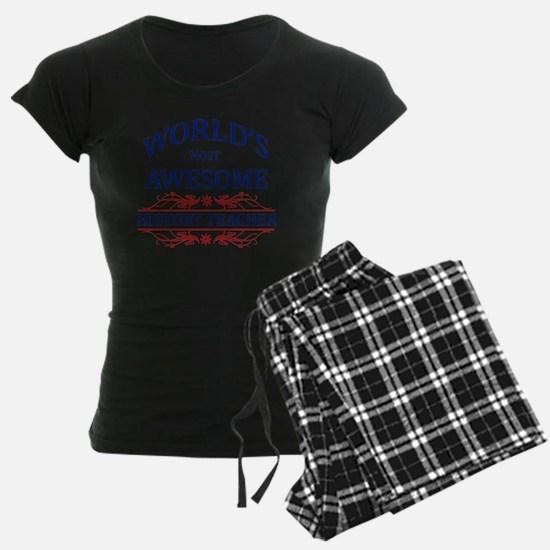 history teacher Pajamas