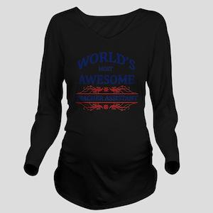 teacher assistant Long Sleeve Maternity T-Shirt