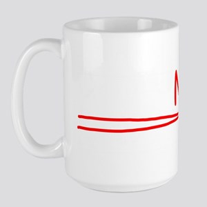 Job Ninja Kindergarten Large Mug
