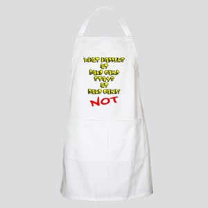 What Happens At Band Camp BBQ Apron