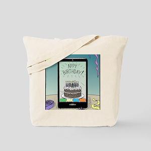 Appy Birthday! Tote Bag