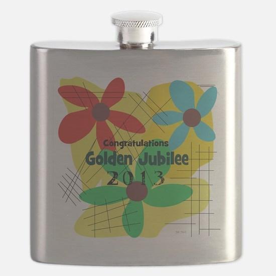 Golden Jubilee Flask