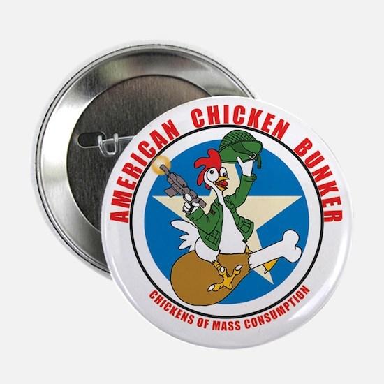American Chicken Bunker Button