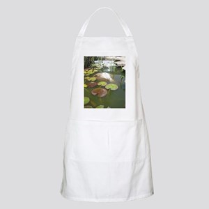 LILY PADS IN KOI POND Apron