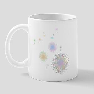 Dandelions Mug