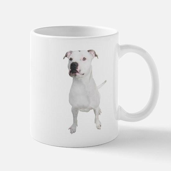 Funny American pitbull terrier Mug
