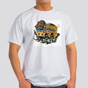 DUCK HUNTING schoolbus Light T-Shirt