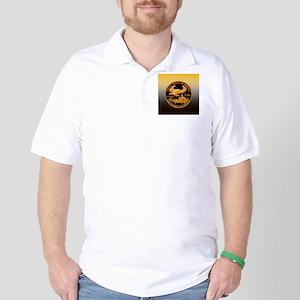American Eagle Gold Proof 50 Dollar Coi Golf Shirt