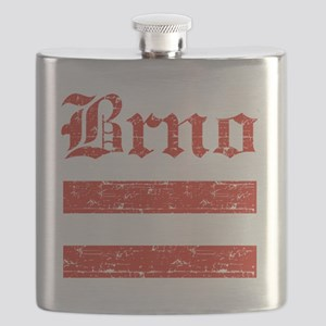 Brno coat of arms Flask