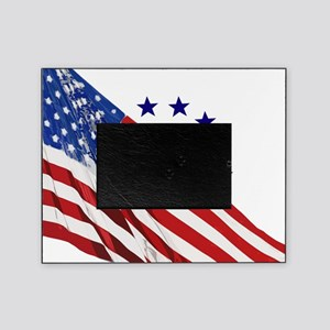 Red White And Blue Picture Frames Cafepress