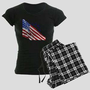 Old Glory Women's Dark Pajamas