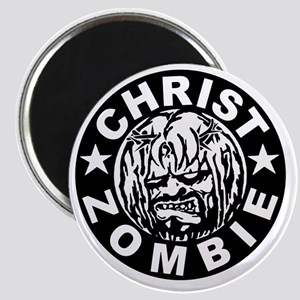 Christ Zombie Magnet