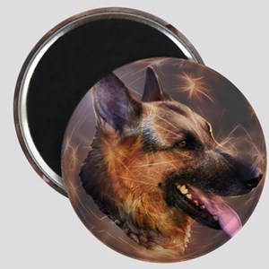 german shepherd Magnet