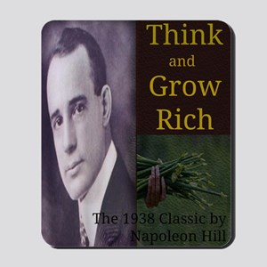 Think and Grow Rich Mousepad