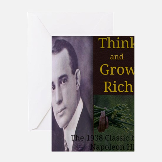 Think and Grow Rich Greeting Card