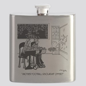 Another Athletic Scholarship Flask