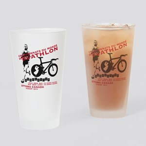 DUATHLON Drinking Glass