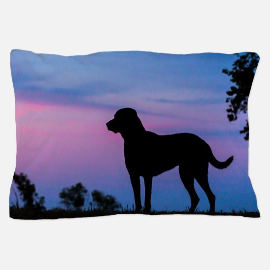 The Chessie Profile Pillow Case