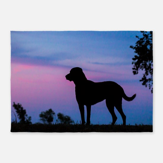 The Chessie Profile 5'x7'Area Rug