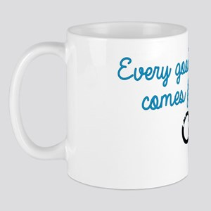 Every Good  Perfect Gift comes From Abo Mug