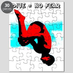 Dive = No Fear Puzzle