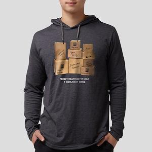 Geologist Moving Wisdom Long Sleeve T-Shirt