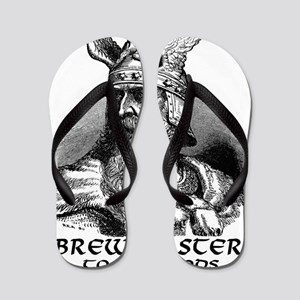 Aegir Viking Brewmaster Flip Flops