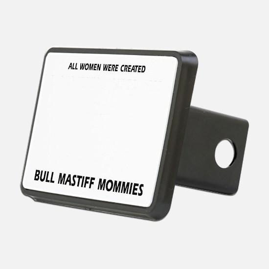 Bull Mastiff Mommies Hitch Cover