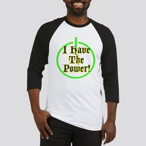 i have the power Baseball Jersey