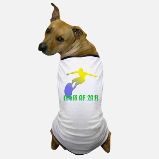 Class Of 2013 Surfer Dog T-Shirt