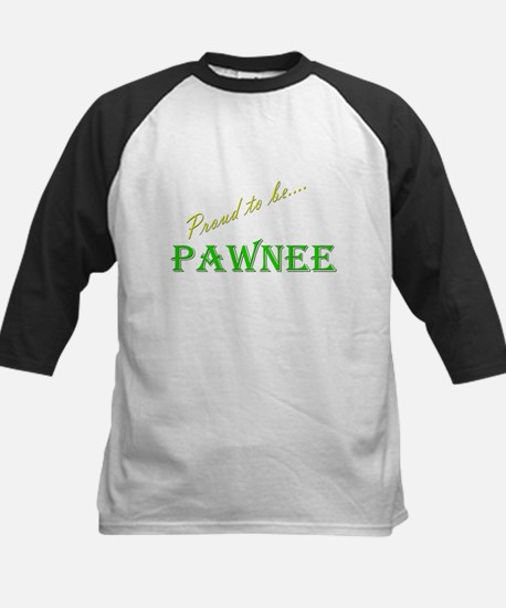 Pawnee Kids Baseball Jersey