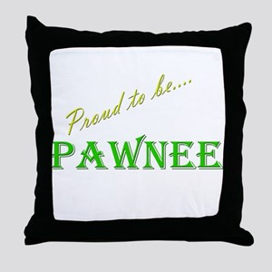 Pawnee Throw Pillow