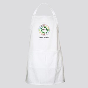 Worth the Wait (Chinese) BBQ Apron