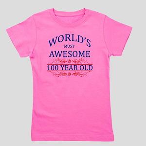 100 Girl's Tee
