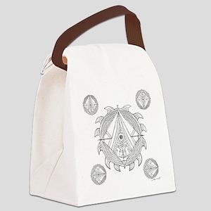 Banner  Canvas Lunch Bag
