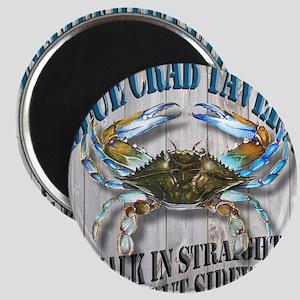 Blue Crab Tavern Magnet