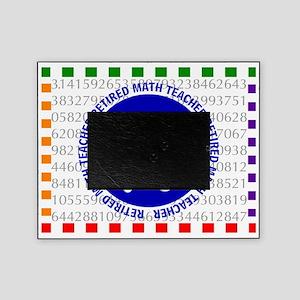 RETIRED MATH TEACHER BLANKET 2 Picture Frame