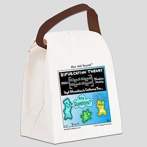 Amoeba Tough Math Canvas Lunch Bag