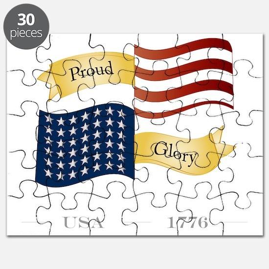 Patriot Pride and Glory Puzzle