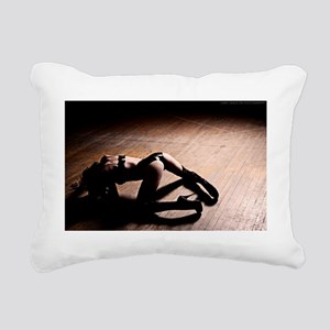 Crawl Rectangular Canvas Pillow