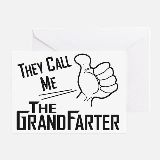 The Grandfarter Greeting Card
